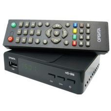 Цифровой ресивер DVB-T2 Орбита HD928 +HD плеер (Wi-Fi)